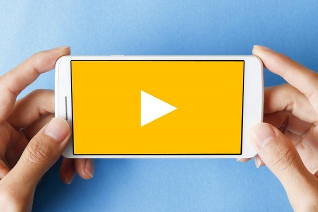 動画視聴の画像