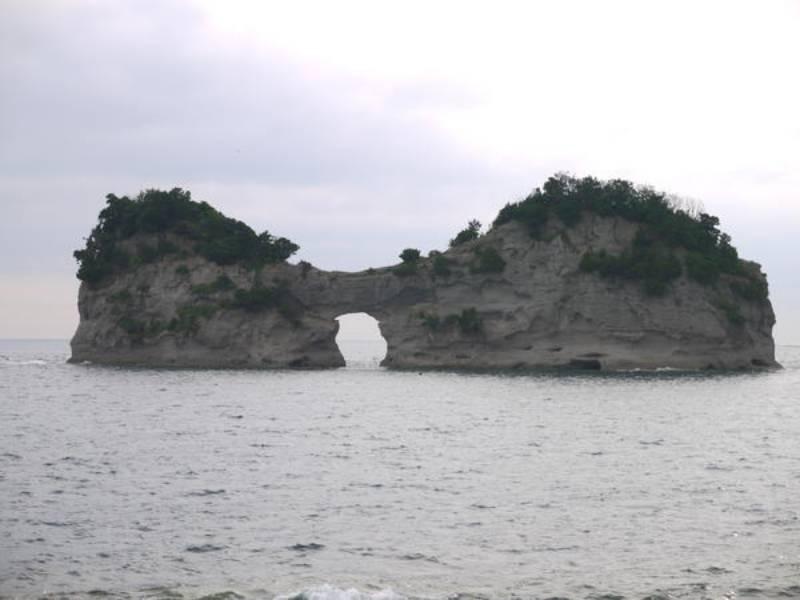 南紀白浜観光地の画像